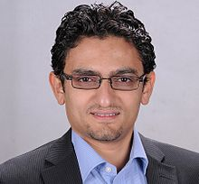 Description de l'image Wael ghonim.jpg.