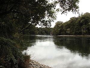 Waiau River (Southland) - Image: Waiau River