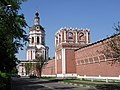 Walls and towers of Donskoy Monastery 05.jpg