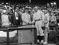 Walter Johnson and Calvin Coolidge shake hands RESTORE1.jpg