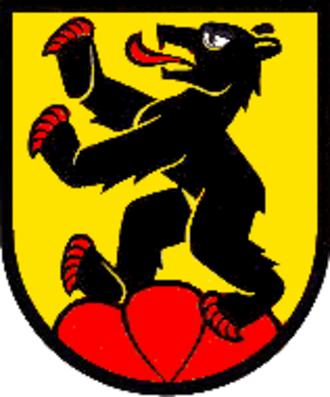 Duggingen - Image: Wappen Duggingen