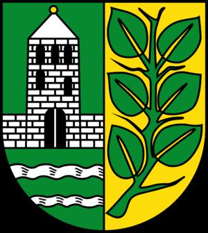 Lüdersburg - Image: Wappen Luedersburg