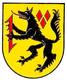Coat of arms of Wolfstein