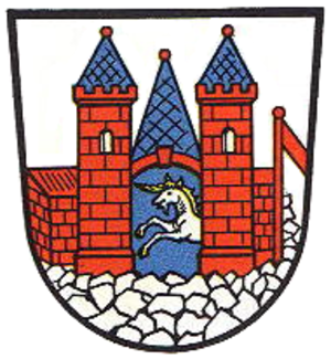 Lichtenberg, Bavaria - Image: Wappen lichtenberg oberfranken