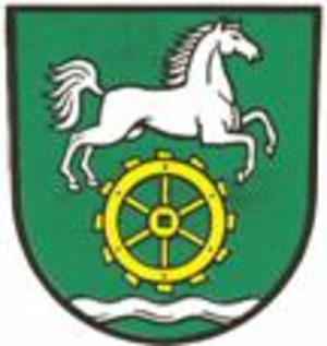 Oetzen - Image: Wappen von Oetzen