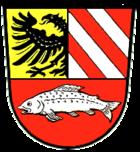 Das Wappen von Velden