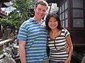 Wardlow and wife Jenny circa 2008.jpg