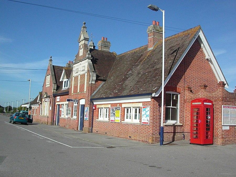Wareham railway station