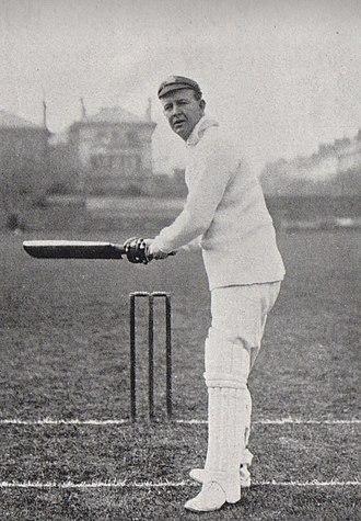 Bernard Bosanquet (cricketer) - Pelham Warner, who saw Bosanquet's potential, captained the MCC tour of 1903–04.