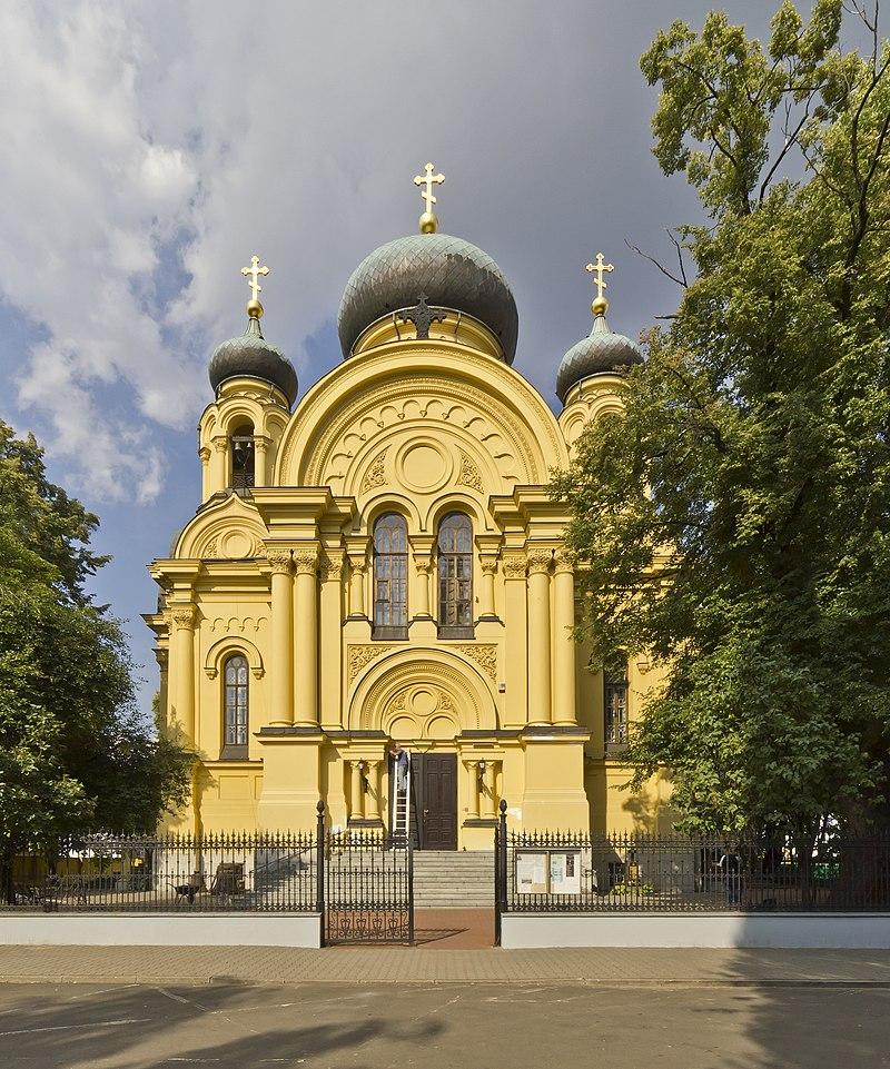 800px-Warsaw_07-13_img38_Russian_church Всемирното Православие - Полска Православна Църква