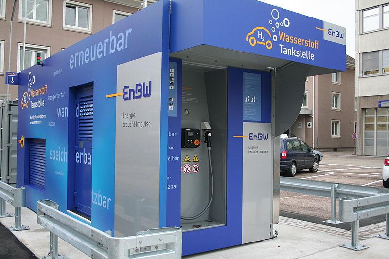 File:Wasserstofftankstelle EnBW 4.JPG