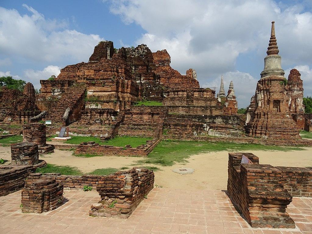 Wat Mahathat Ayutthaya 3