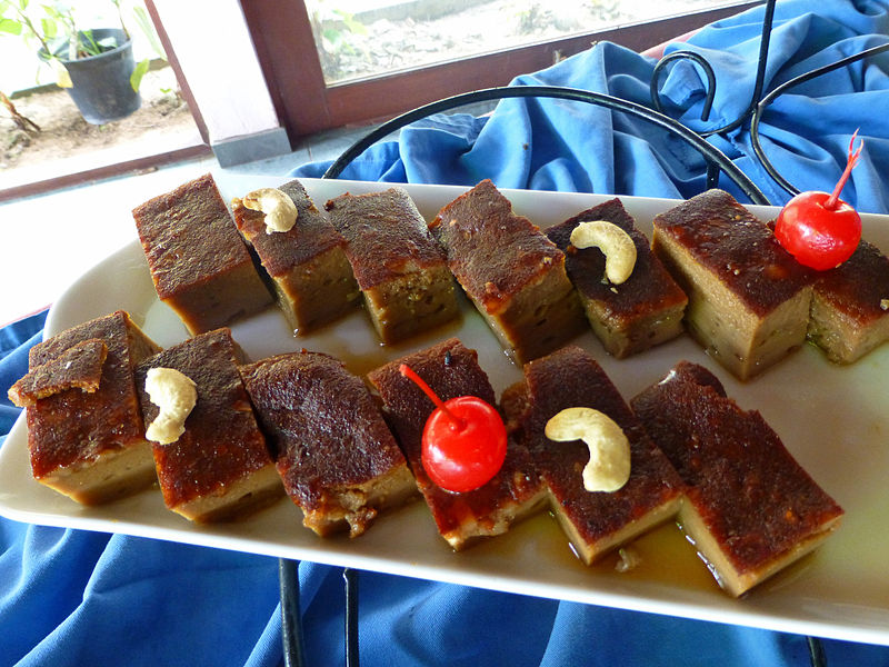 Sri Lankan dishes: Watalappam