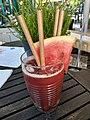 Watermelon coctail in Sierakow.jpg