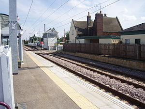 Watlington railway station - Watlington railway station in 2005