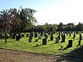 Watton Cemetery - geograph.org.uk - 278293.jpg