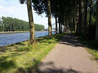 Weesp - Amsterdam–Rhine Canal