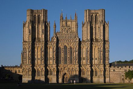 The west front of Wells Cathedral Wells02,Cathedral.jpg
