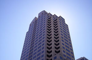 Wells Fargo Center (Sacramento) - Image: Wells Fargo Tower Sacramento 2
