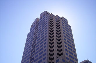 Wells Fargo Center (Sacramento) - Image: Wells Fargo Tower Sacramento 2