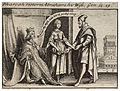 Wenceslas Hollar - Sarah restored to Abraham (State 2).jpg