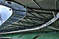 Weser Stadion Blick auf Dach 16-7-2014.jpg