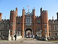 West Entrance to Hampton Court Palace - geograph.org.uk - 1462068.jpg