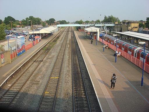 West Ruislip station 033