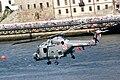 Westland Lynx Mk.95 of Portuguese Navy @ Porto Red Bull Air Race 2008.jpg