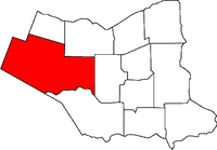 Location of West Lincoln