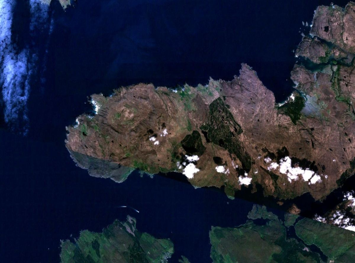 How Much Is A Mile >> Ardnamurchan - Wikipedia