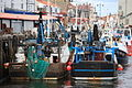 Whitby fishing fleet in port - geograph.org.uk - 1614303.jpg
