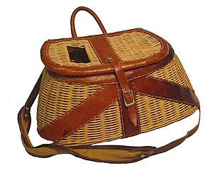 Creel (basket) - Anglers Creel