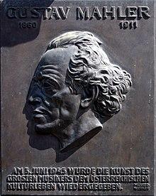 Gedenktafel am Wiener Konzerthaus (Quelle: Wikimedia)