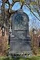 Wien-Zentralfriedhof - Gruppe 14A - Grab von Anton Dominikus Ritter von Fernkorn.jpg