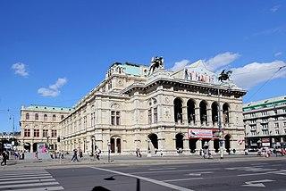 Vienna State Opera Opera house in Vienna, Austria