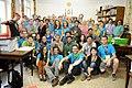 Wikimania 2016 - Day 3 - Volunteers 01.jpg