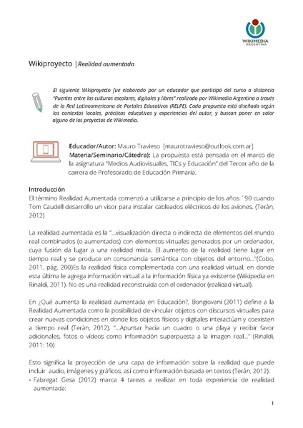 File:Wikiproyecto 6 - Realidad aumentada.pdf
