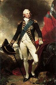 Wilhelm in Admiralsuniform (Gemälde von Martin Archer Shee, um 1800) (Quelle: Wikimedia)