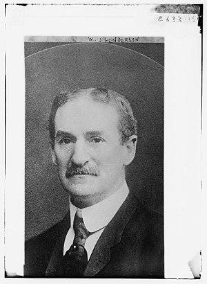 William James Henderson - William James Henderson circa 1910