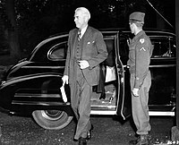 William L. Clayton arrives for Potsdam conference.jpg