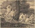 William P. Babcock, Bathers, 1860s-1870s, NGA 179914.jpg