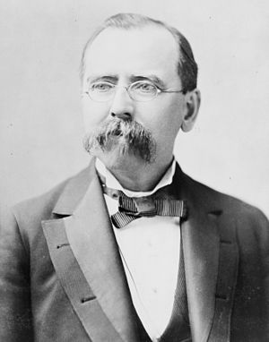 William Russell Grace - William R. Grace, as Mayor of New York City