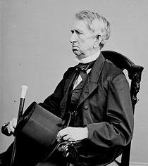 Willam H. Seward, Secretary of State under Abraham Lincoln and Andrew Johnson