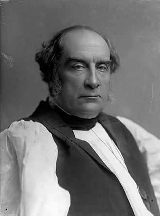 William Thomson (bishop) - Image: William Thomson by A Bassano