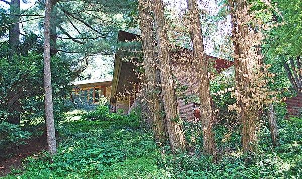 William palmer residence for Palmer house ann arbor