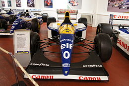 Williams FW15C - Donington Park.JPG