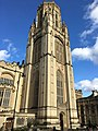 Wills Memorial Building Tower (from south-west, post-2000s-restoration).jpg