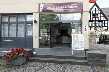 Willy-Brandt-Forum