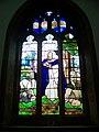 Window, The Church of St John the Baptist, Pilton - geograph.org.uk - 1498721.jpg